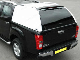 2012 Onwards Isuzu D-Max Double Cab Carryboy 560 Commercial Hard Trucktop