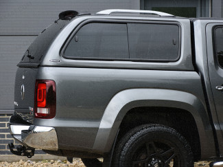 Carryboy Leisure Windowed Truck Top On VW Amarok