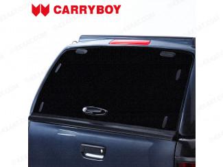 Carryboy Workman Complete Rear Glass Door for Isuzu D-Max 2012-