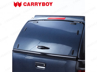 Ford Ranger T6 Carryboy Workman Tailgate Solid PN3GZ White