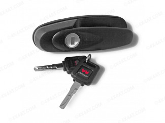 Carryboy 560 Replacement Tailgate Rear Door Handle And Lock With Keys