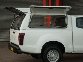 Isuzu D-Max Extra Cab Pro//Top Gullwing Hard Top