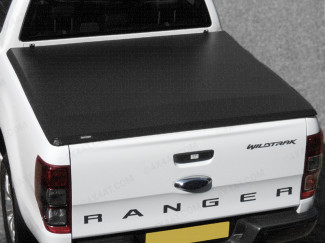 New Ford Ranger 2019 On Soft Folding Tonneau Cover