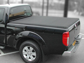 Nissan Navara D40 King Cab Folding Pick-Up Tonneau Cover