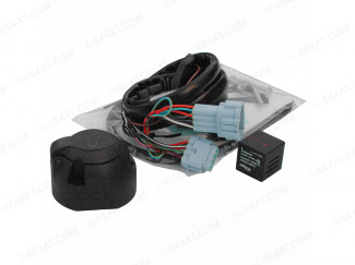 Mercedes X-Class 16 On Plug N Play Wiring Kit For Towing Electrics