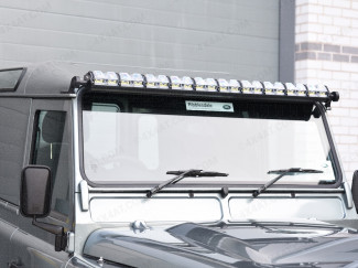 Land Rover Defender roof light bar integration kit