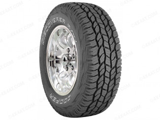 245 70 16 Cooper Discoverer AT3 All Terrain Winter Snow Tyre BSW 107T