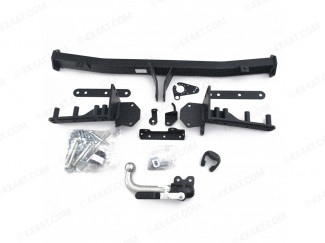 Discovery Sport 2020- Detachable Tow bar - Swan Neck Style