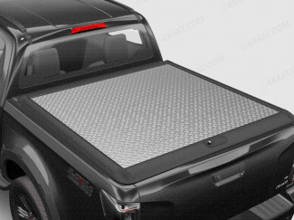 Chequer Plate Lid by Mountain Top for Isuzu D-Max 2021