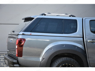 Isuzu D Max 2017 Alpha Type E Hard Top In Paintable Primer Finish
