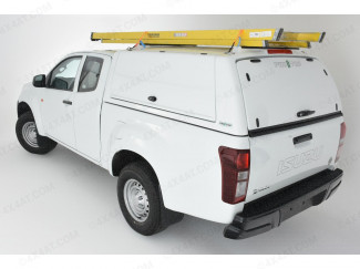 Isuzu D-Max Extra Cab Pro//Top Gullwing Hard Top