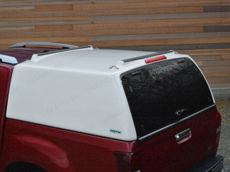 Isuzu D-Max Double Cab Pro//Top Tradesman Hard Top With Ladder on Roof