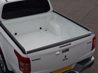Cargo Bed Rail Caps, Tailgate Edge Protection - Mitsubishi L200 Series 5