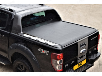 Soft Roll-up load bed cover for the Ford Ranger Wildtrak