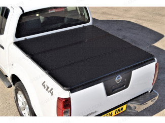 Navara D40 2005 On Heavy Duty Alloy Tri-Folding Pick-up Tonneau