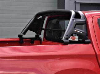 New Ford Ranger 2019 On Pickup Truck Roll Bar In Black