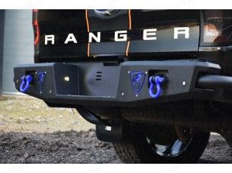 Ford Ranger 2012 on Rear Step Bar - Rear Protection Bar