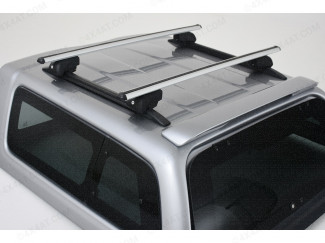 Mercedes X-Class Roof Bars In Silver