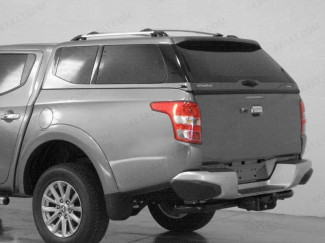 Alpha Type-E Hard Top Canopy For The Fiat Fullback Double Cab 2016 Onwards