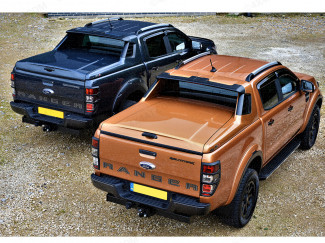 Alpha SC-Z Black Edition for the Ford Ranger double cab