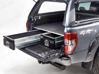Bespoke Ford Ranger Load Bed Storage Drawer System