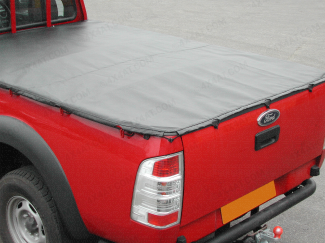 New Ford Ranger 2019 On Extra Cab Hooked Tonneau Cover