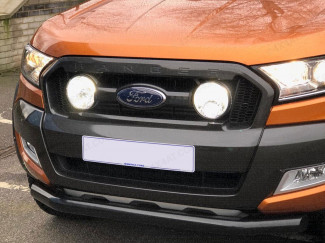 New Ford Ranger 2019 Onwards Double Spot Lights IPF 950 SRL