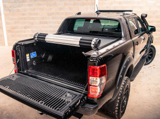 VW Amarok EZY Roll Truck Load Bed Cover