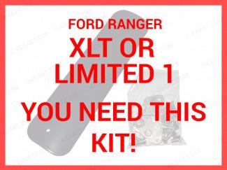 Proform Tango Lid Fitting Kit For Ford Ranger Rollbar