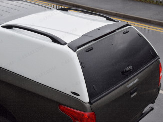 Carryboy Commercial Hard Top Canopy For The Fiat Fullback Double Cab 2016 Onwards
