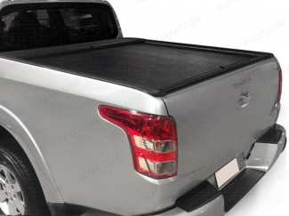 Fiat Fullback 2016 On Roll And Lock Lid Roll Cover