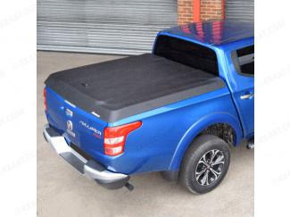 Fiat Fullback Aeroklas Black Textured Lid