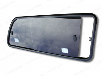 Mitsubishi L200 2005 on Carryboy Canopy Side Window Cassette Left Hand Side