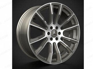 Grey Hawke Denali Alloy Wheel