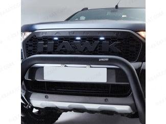 Hawk Logo on Raptor Style grill for Ford Ranger
