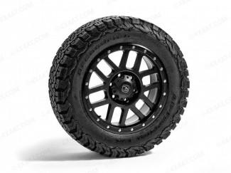 Hawke Dakar Alloy Wheels with BF Goodrich Tyres