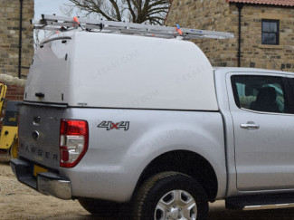 New Ford Ranger 2019 On High Roof Tradesman Truck Top Canopy