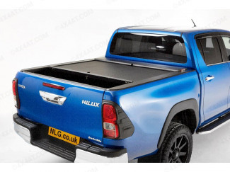 Roll N Lock load bed cover for Toyota Hilux