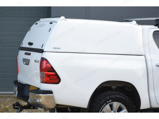 Toyota Hilux 2016 Onwards Pro//Top Canopy Tradesman