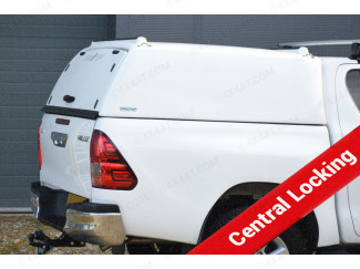 Toyota Hilux pro top truck top uk