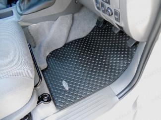 Toyota Hilux 6 Double Cab / Vigo Vehicle Specific Tailored Mat Set