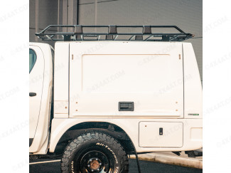 Full Size Roof Rack with Ladder Roller