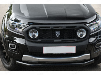 Ford Ranger 2019 Predator Grille with IPF LED Drive Lights