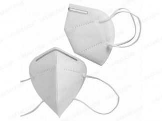 Soft Breathable 5 Layer Safety Masks, kn95