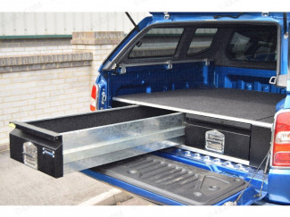 Isuzu D-Max Load Bed Drawer System