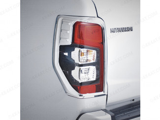Chrome trim for the Mitsubishi L200 series 6