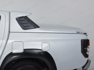 Mitsubishi L200 Series 6 2019 On Alpha Sc-Z Sport Tonneau Cover