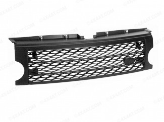 Land Rover Discovery 3 2005-2009 Super Charged Grille in Black