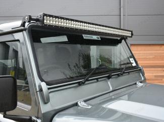 Land Rover Defender roof light bar integration kit