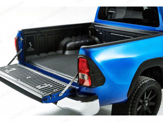 Toyota Hilux 2016 On Double Cab Over Rail Liner
